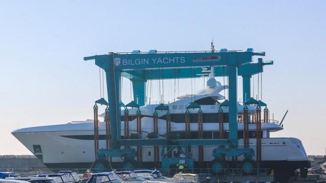 Bigin Yachts motor yacht Dusur