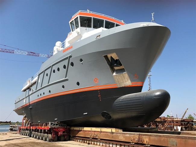 Cantieri Navali Chioggia Ocean King 130' Explorer Yacht Genesia