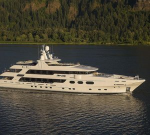 Brand-New to charter: Luxury yacht Silver Lining available in New England