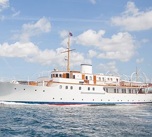 Savour a classic Mediterranean charter aboard motor yacht MALAHNE