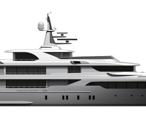 Codecasa Shipyards building the new Superyacht CODECASA 65