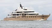 Superyacht HERE COMES THE SUN - Built by Amels