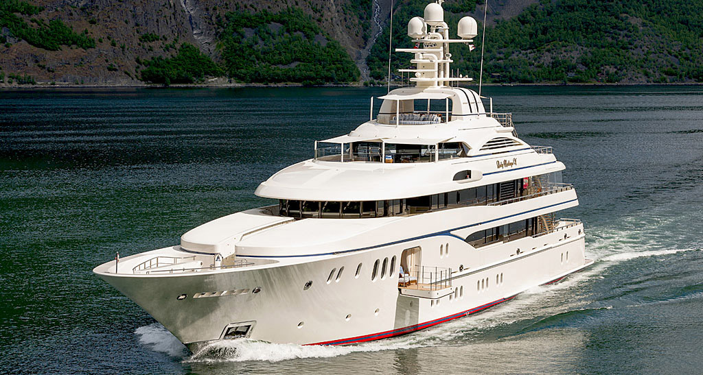 Lady Kathryn V by Lurssen Yachts