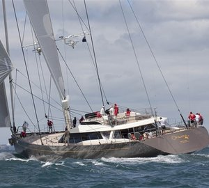 Sailing yacht OHANA Has a Special Weekly Rate of €125,000 until May