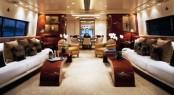 Luxury yacht COSTA MAGNA - Main salon