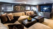 Luxury yacht PLAN B - Lounge in the Great room