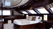 Luxury yacht RED ANCHOR - Master suite