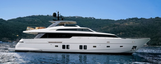 Luxury yacht SABBATICAL - Built by Sanlorenzo