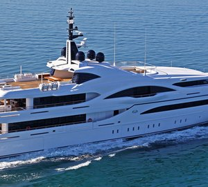 Award-winning M/Y Vicky ready for Mediterranean charter