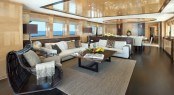 Main salon - Luxury yacht CHRISTINA G