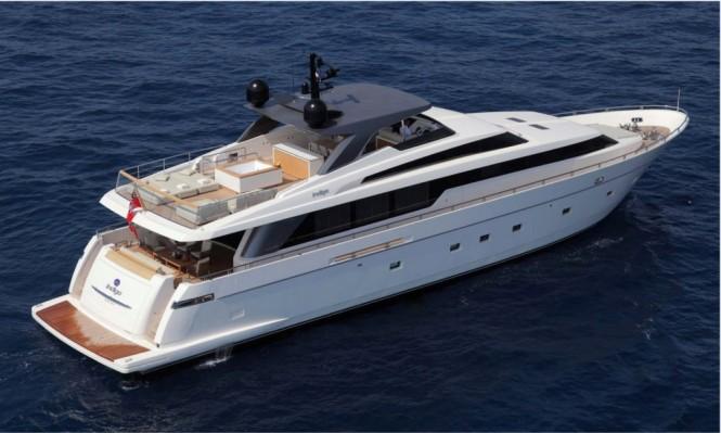 Motor Yacht INDIGO - Yacht