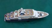 Motor Yacht POLAR STAR - Built by Lurssen