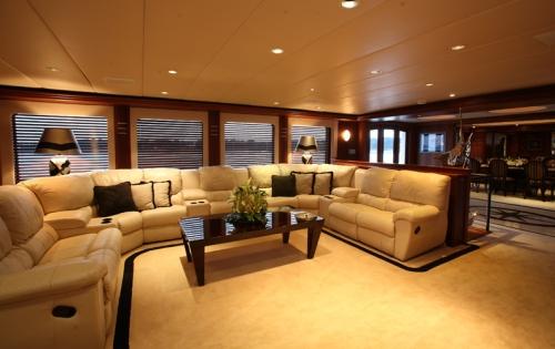 Motor yacht DAYDREAM - Main salon