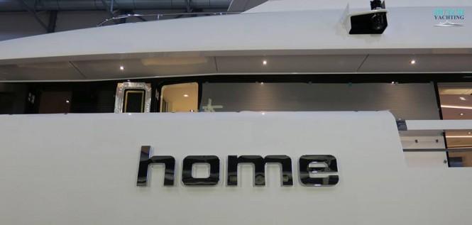 Motor yacht HOME (Project Nova) - Heesen. Photo credit Dutch Yachting