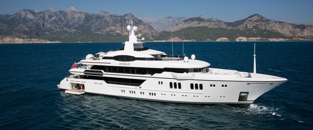 Motor Yacht Irimari Built By Sunrise Yachts Luxury