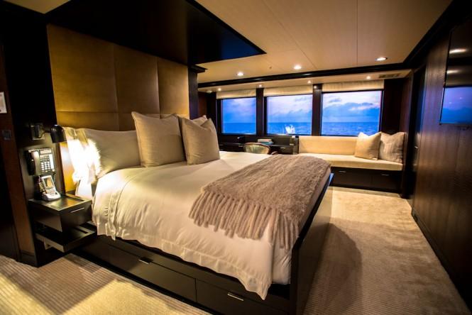 Motor yacht PLAN B - Master suite