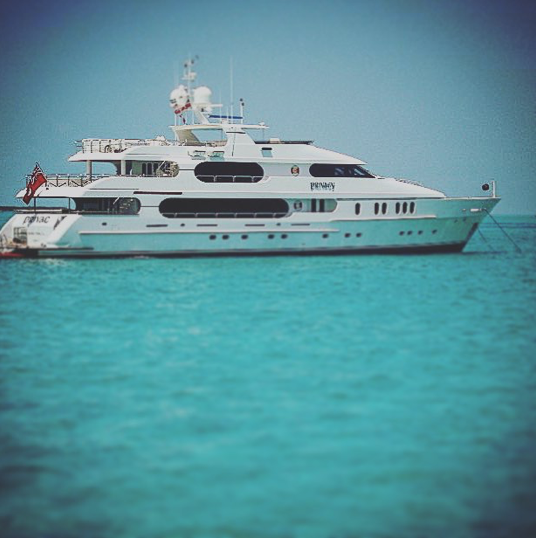 Motor yacht Privacy