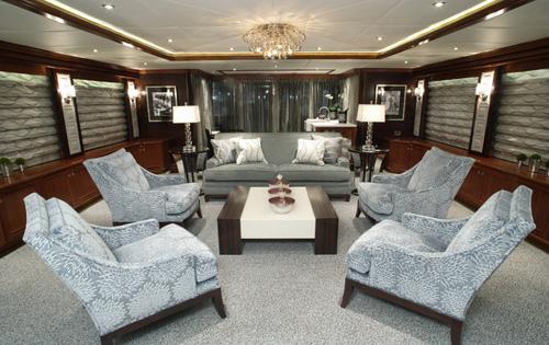 Motor yacht ROCKSTAR - Main salon