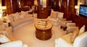 Luxury yacht WILD THYME - Built by Benetti