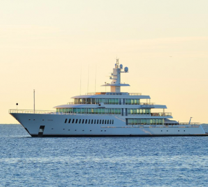 10 Luxury Superyachts Owned by Famous People