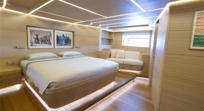 Ohana Yacht - Stateroom