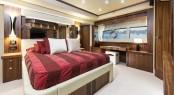 Open yacht TWENTY EIGHT - Master suite