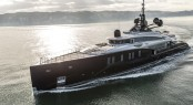 Profile of superyacht OKTO - Built by ISA Yachts