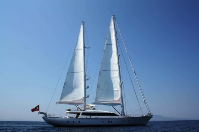 Sailing yacht GLORIOUS