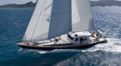 Sailing yacht REE - Built by Valdettaro