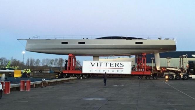 Sailing yacht Ribelle - Vitters