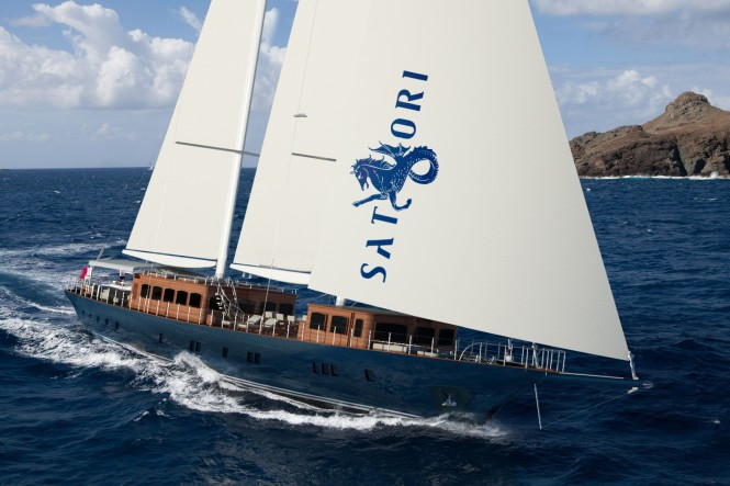 Sailing yacht SATORI - Built by Big Blue Yachting Company