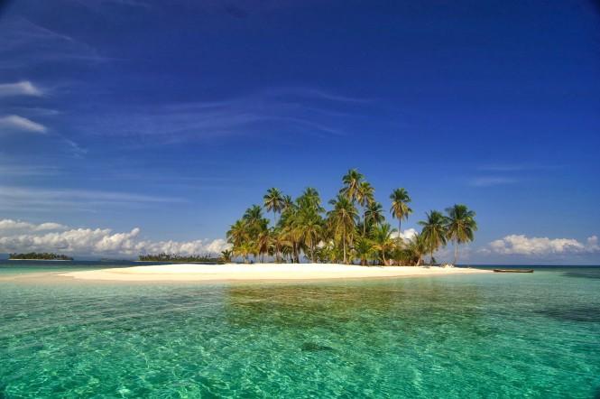 San Blas beach - Image credit to Visitpanama.com