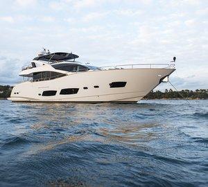 Island hop on a Mediterranean charter aboard open yacht Twenty Eight