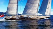 Superyacht ASOLARE - Built by Hodgdon Yachts