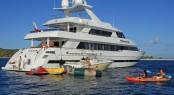Superyacht CASTELLINA - Built by Moonen