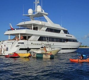 M/Y Castellina available for charter in the Western Mediterranean