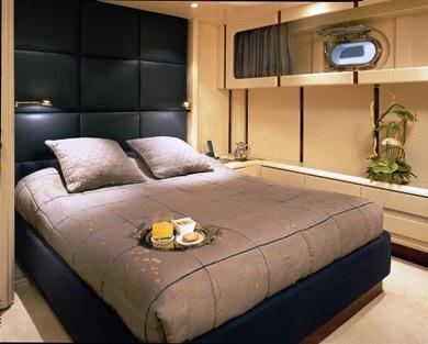 Superyacht COSTA MAGNA - VIP stateroom