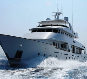 Luxury yacht Daydream available for Northern Europe charters