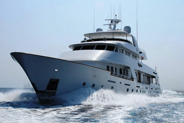 Superyacht DAYDREAM - Built by Christensen