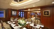 Superyacht DAYDREAM - Formal dining