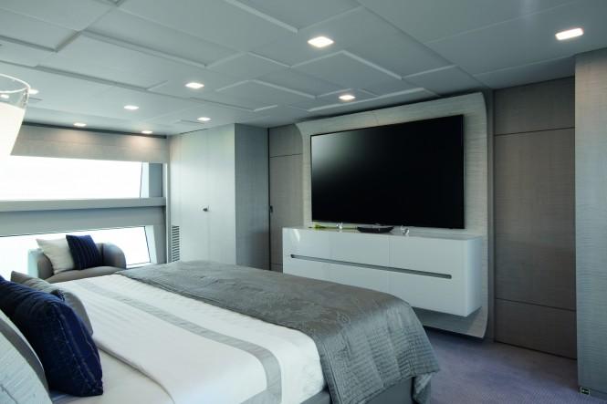 Superyacht H - Main deck cabin