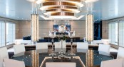 Superyacht IRIMARI - Formal dining and main salon