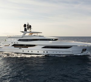 Take your Mediterranean adventure of a lifetime aboard charter yacht Mr. T
