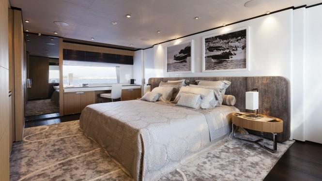 Superyacht MR. T - Master suite
