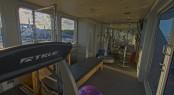 Superyacht PLAN B - Gym