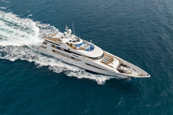 Superyacht TRENDING - Built by Westport