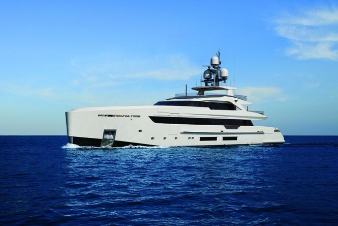 TANKOA VERTIGE - first sea trials