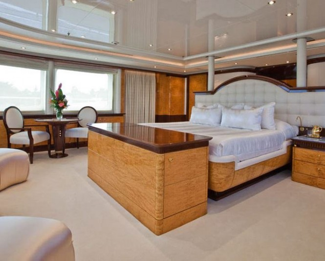 Yacht Lucky Lady- Master Cabin 2