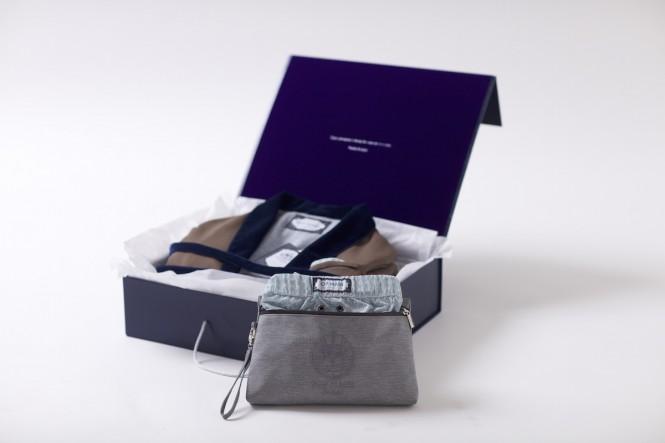 209 Mare -Blazer Box and Swim Short Pouch