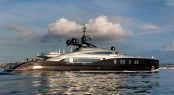 66m luxury yacht OKTO - Built by ISA Yachts